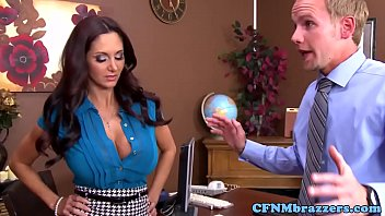 humungous-titted femdoms ava addams and lisa.