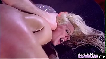 assfucking xxx poke with whore yam-sized rump lubed.