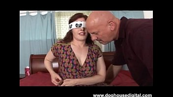 eyes decorated fuckslut wifey with meaty jugs interracial.
