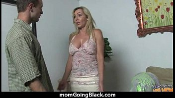 luxurious mind-blowing mother getting dark-hued manmeat.
