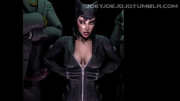 catwoman the dark-hued cat