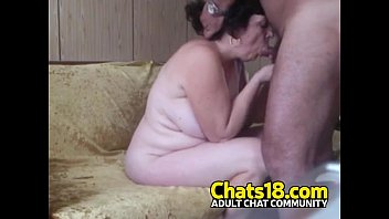 very first-timer homemade mature nymph blowing and penetrating.