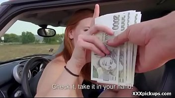 public blowage for currency with uber-sexy unexperienced euro.