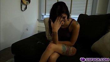 gina valentina got home  caught.
