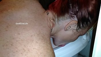 subjugated nicci munches rv restroom and take a.