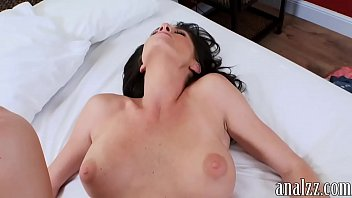 enormous melons cougar assfucked while being.