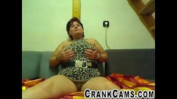 grind grandmother flashes her cam -.