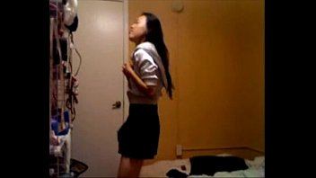 chinese hotty unclothe on web cam - for.