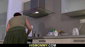 mummy munches her son039_s gf honeypot