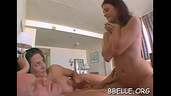 nice nubile is driving young dude supah-naughty with oral